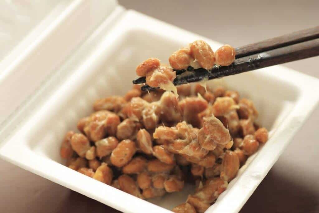Natto - Fermented Soybeans