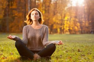 Be chill and go with the flow meditation
