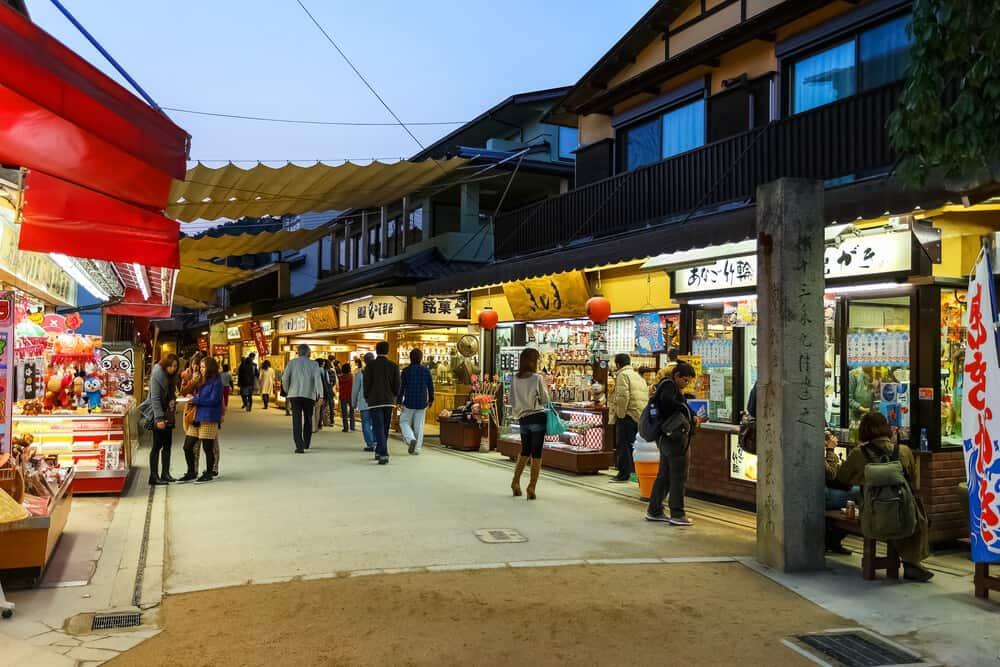 Miyajima - Street Stores