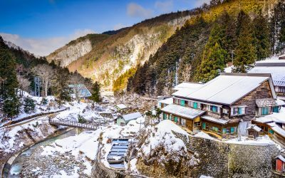 Nagano Japan Yudanaka Valley