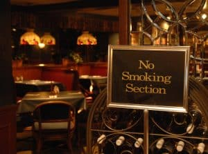 Japanese Restaurants No Smoking