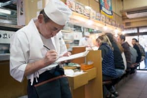How to Order Food in Japanese