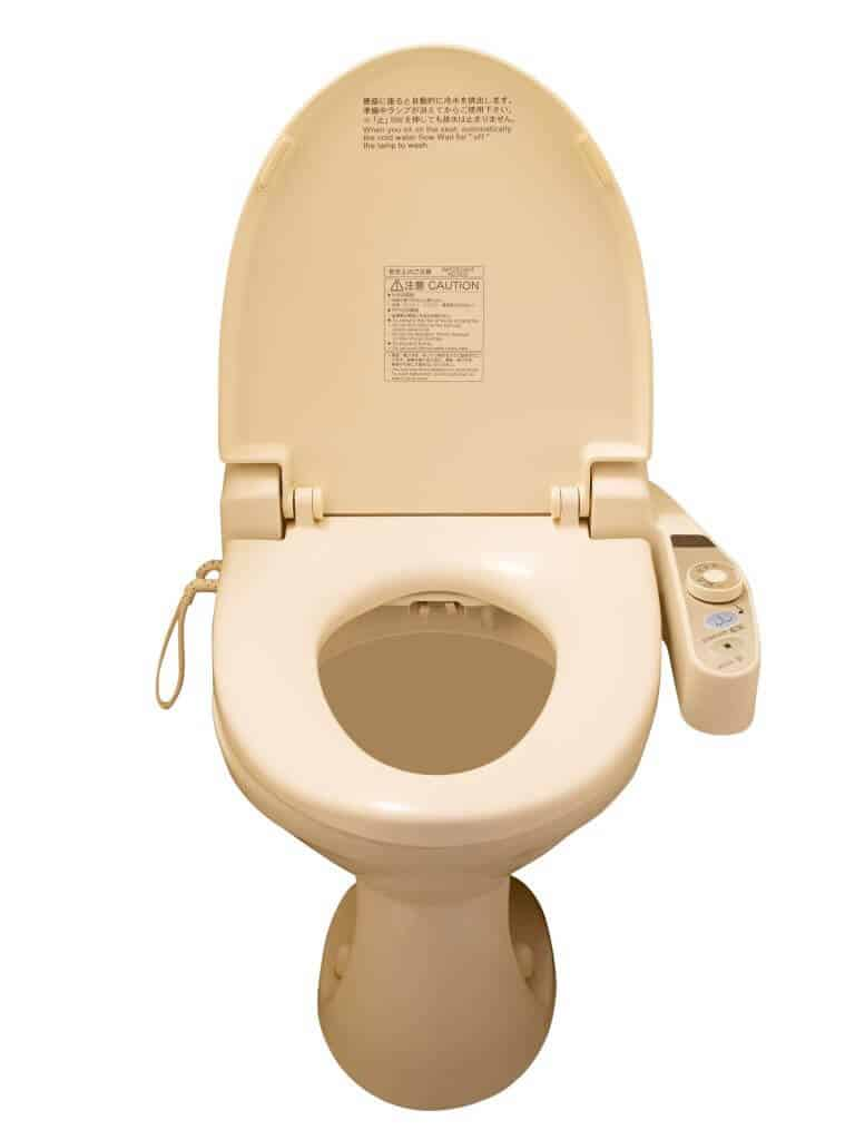 How to Use a Japanese Bidet Toilet Older Toto Toilet