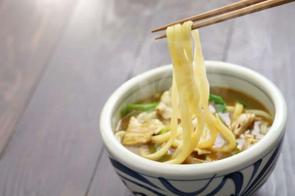 How to Make Japanese Curry - Curry Udon