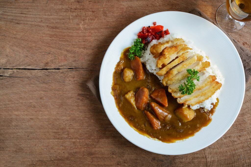 How to Make Japanese Curry - Katsu Curry