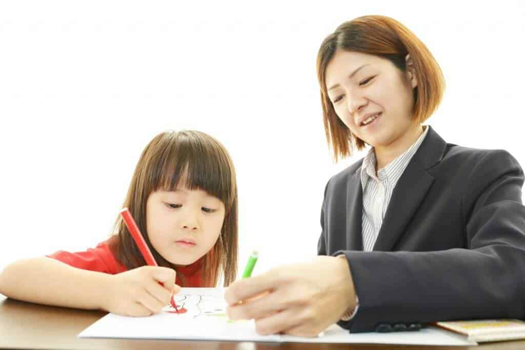 International Kindergarten Jobs - Teaching Class