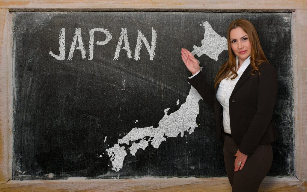 Teaching English in Japan - JET vs Interac Teaching Class