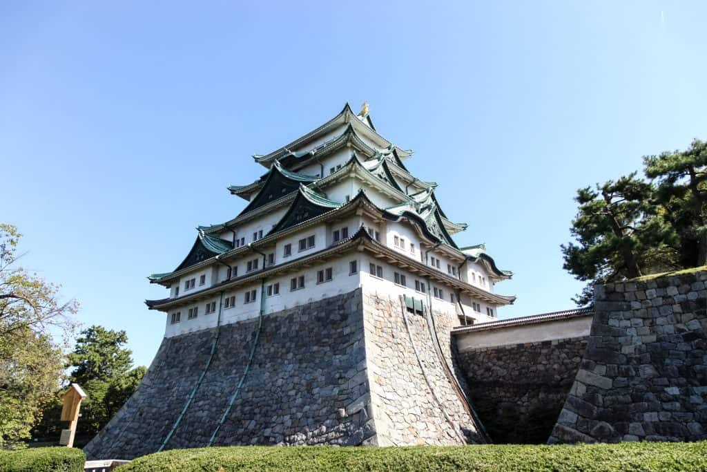 Top 10 Japanese Castles - Nagoya Castle