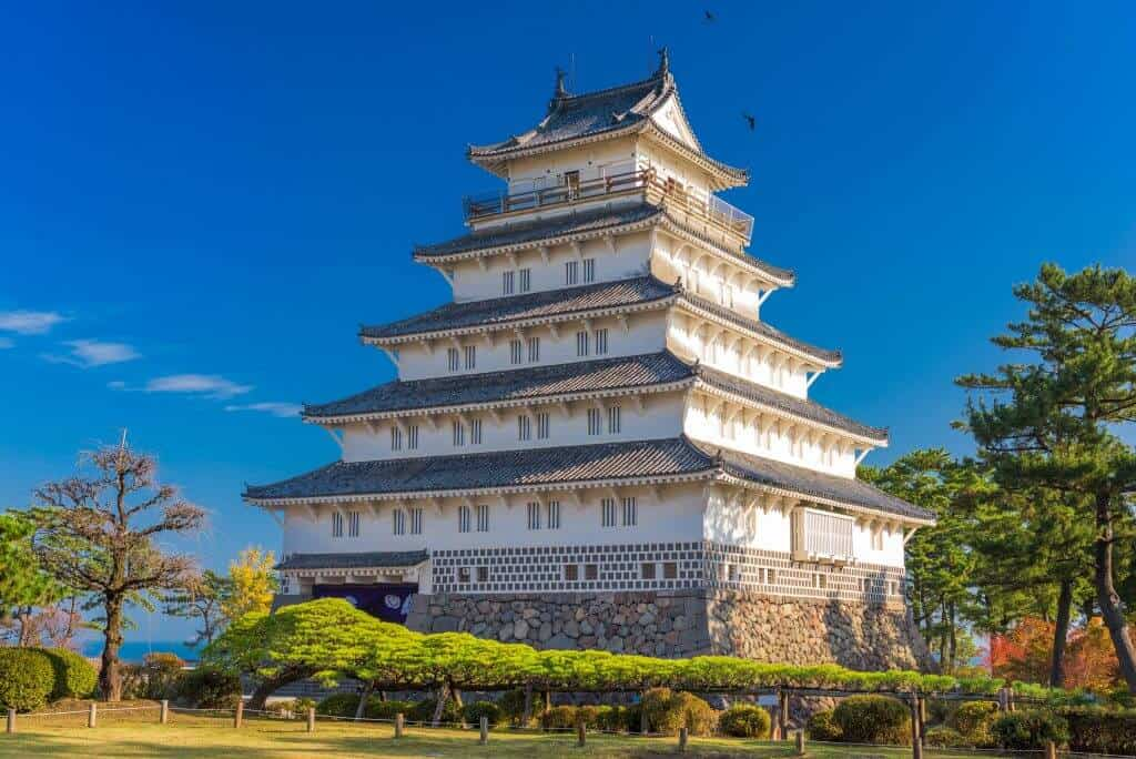 Top 10 Japanese Castles - Shimabara Castle