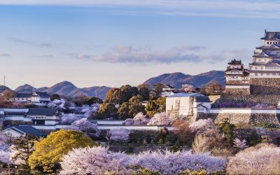 Top 10 Japanese Castles