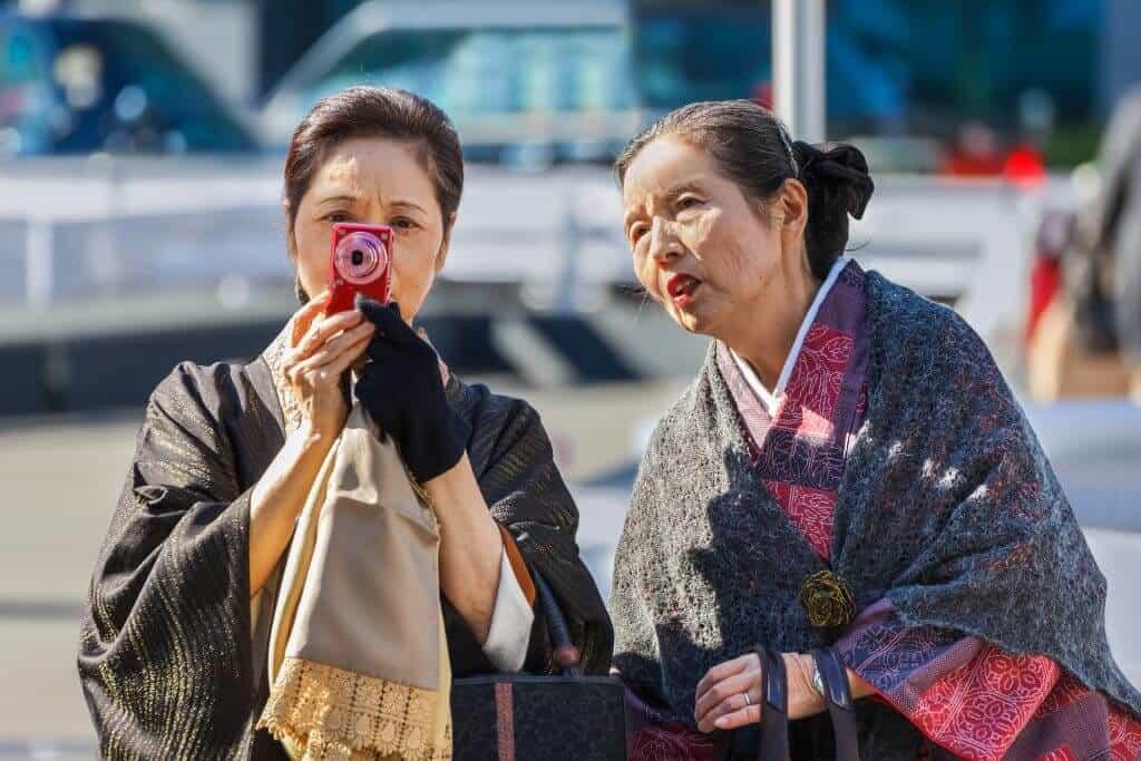 Osaka vs Tokyo - Osaka Obachan