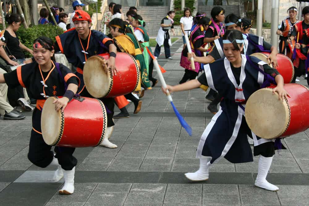 Best Time to Visit Japan - Fall Naha Festival
