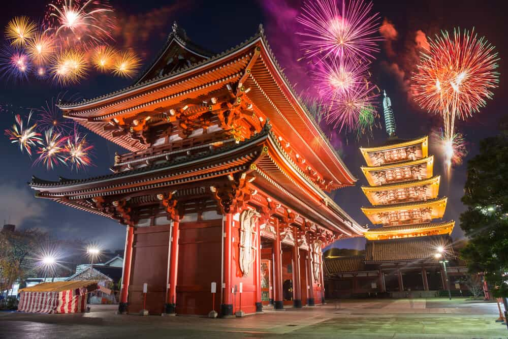 Best Time to Visit Japan - New Years