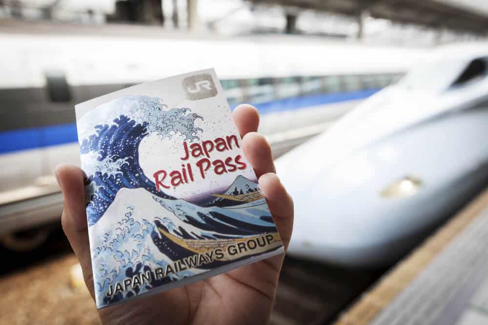 Best Time to Visit Japan - Rail Pass