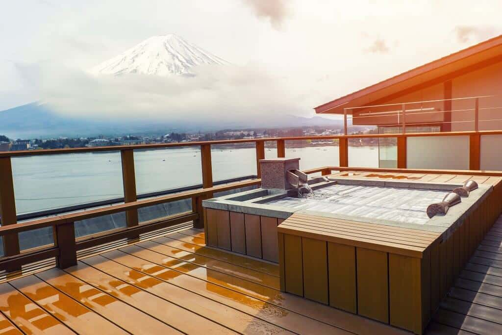 Best Time to Visit Japan - Summer Onsen