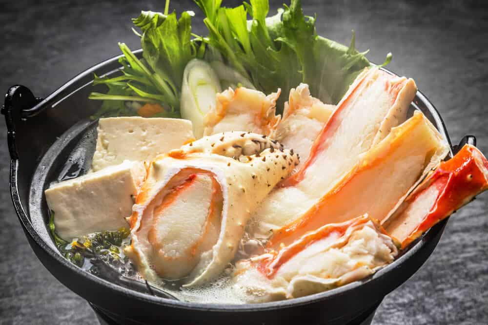 Best Time to Visit Japan - Winter Nabe Hot Pot
