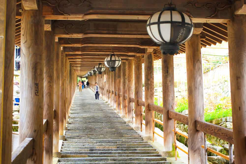 Hase-dera Temple -Path