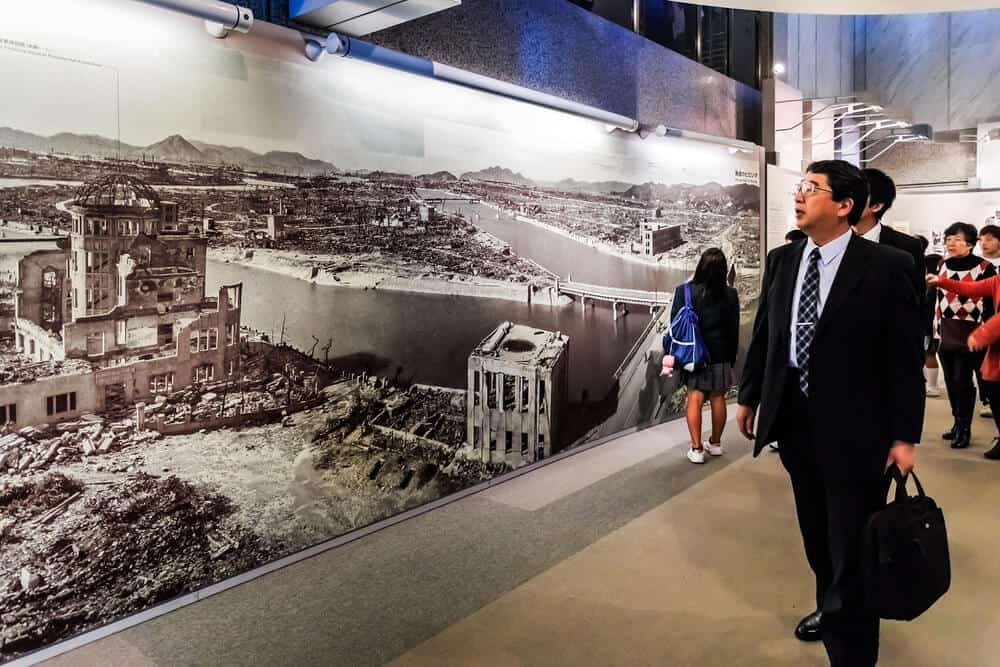 Hiroshima Peace Memorial Museum - Picture