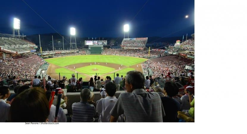 Mazda Zoom Zoom Stadium - Baseball Game Night