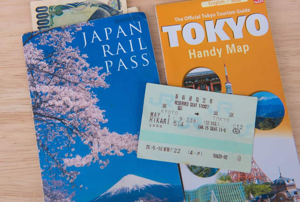Japan on a Budget - JR Rail Pass