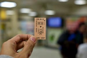 Japan on a Budget - Japan Train Tickets