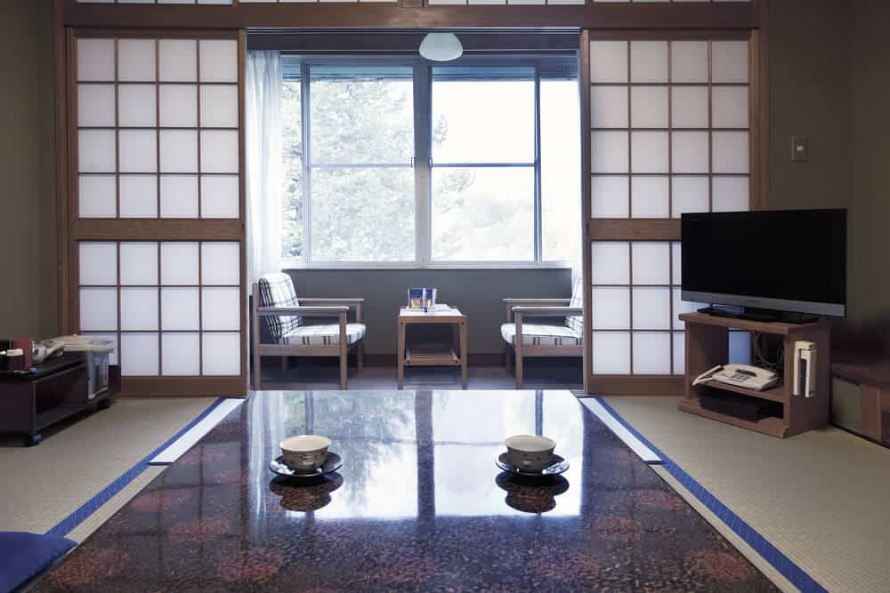 Japan on a Budget - Ryokan - Traditional Japanese Inn