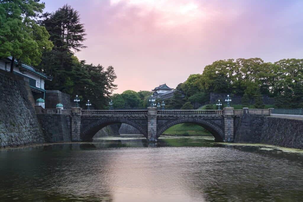 Free Things to do in Tokyo - Tokyo Imperial Palace