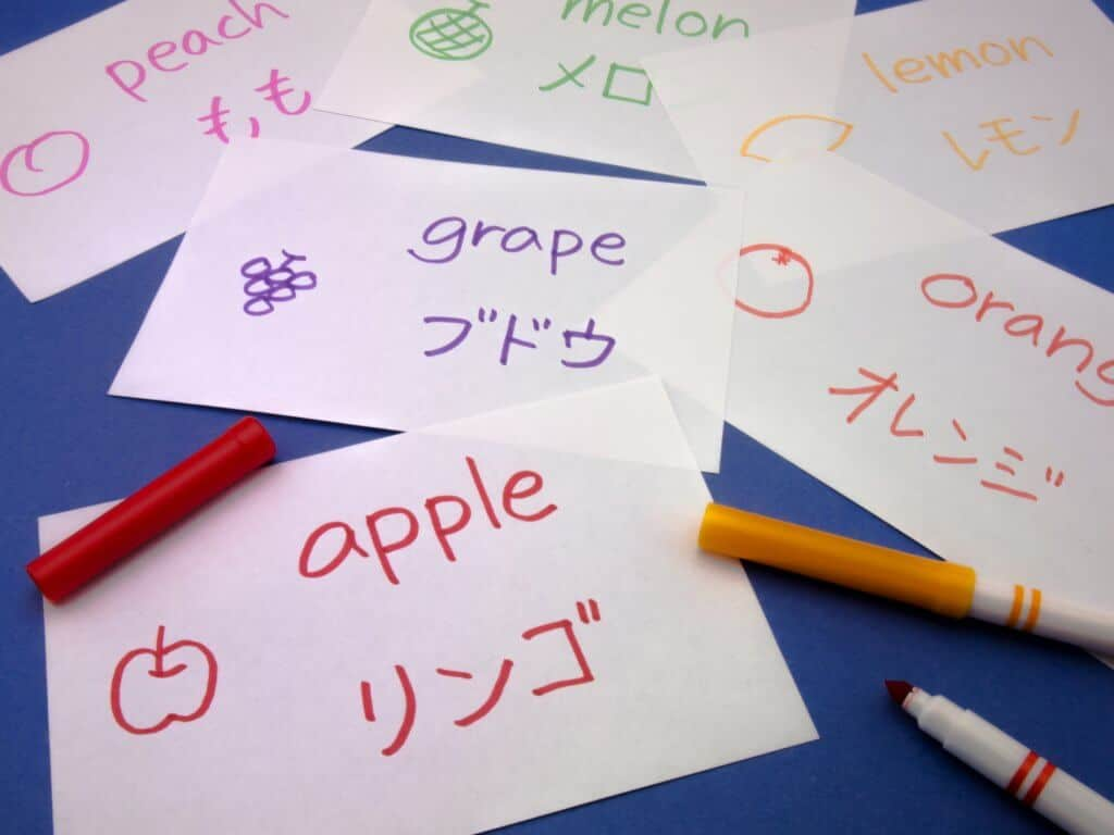 Best Way to Learn Japanese Vocabulary