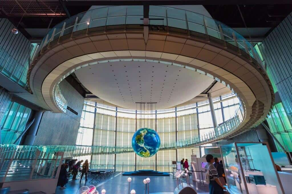 Miraikan - National Museum of Emerging Science and Innovation