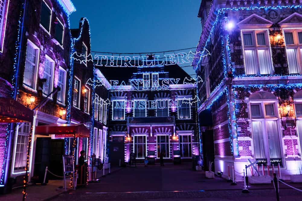 Huis Ten Bosch Thriller City