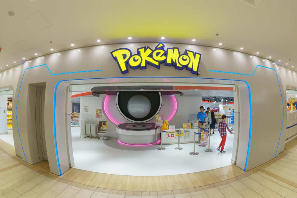 Ikebukuro Pokemon Center