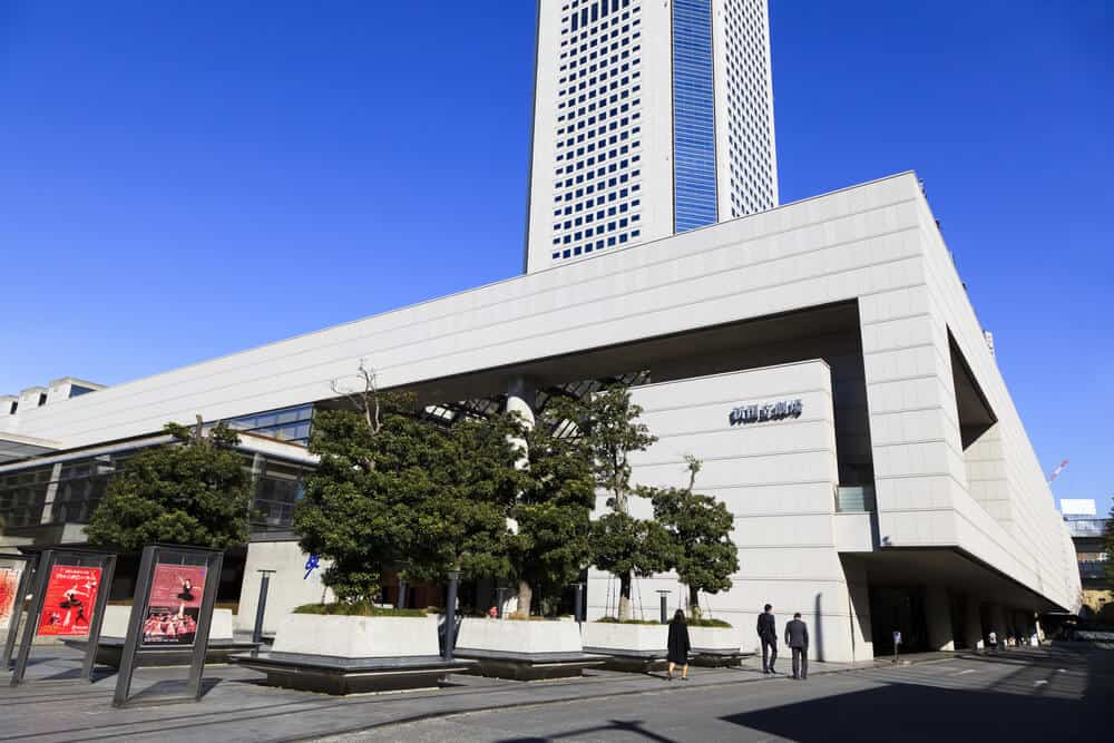 New National Theater Tokyo
