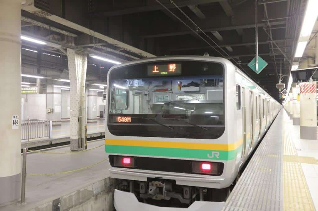 Ueno Station - How to Get There