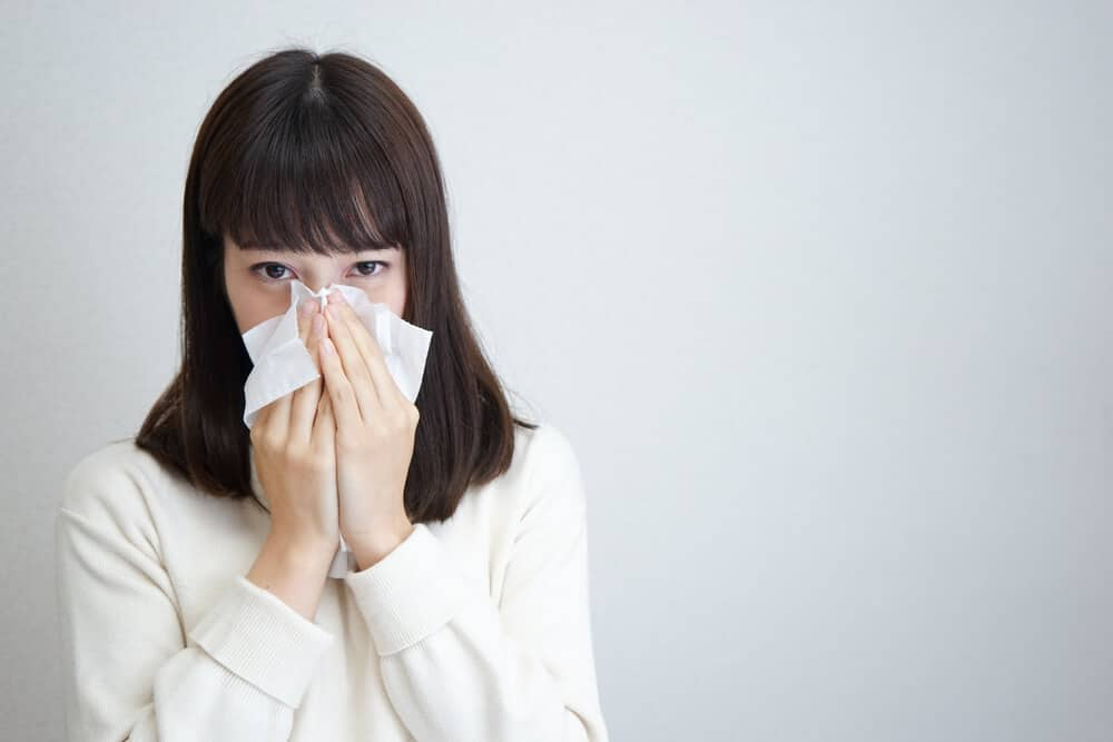 Cultural Mistakes in Japan - Blowing your Nose
