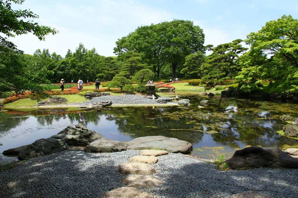 Imperial Palace Gardens Outer Gardens