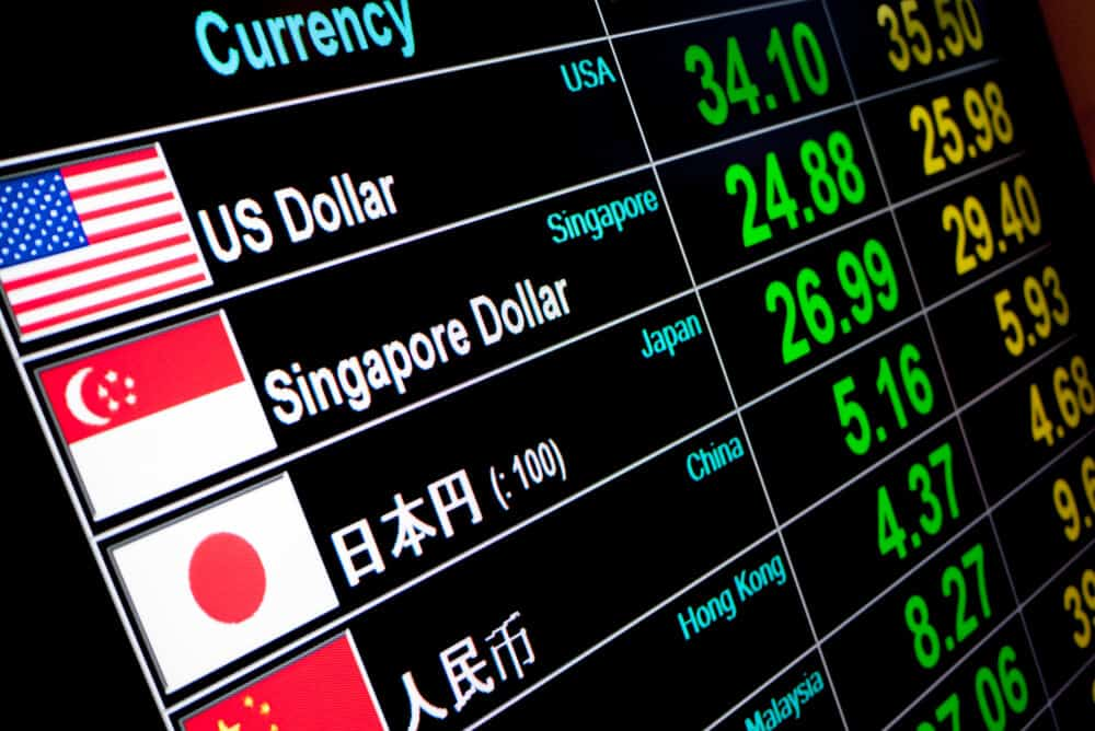 Japan Travel Guide Currency Exchange