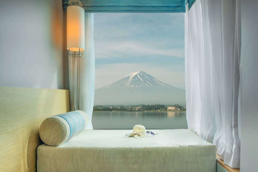 Japan Travel Guide Places to Stay