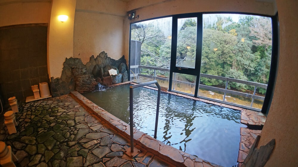 Reasons to Stay at a Ryokan Baths