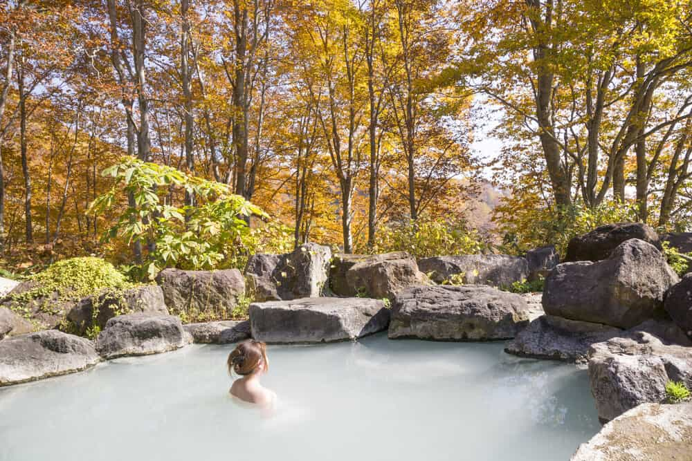 Reasons to Stay at a Ryokan Rotenburo Outdoor Onsen
