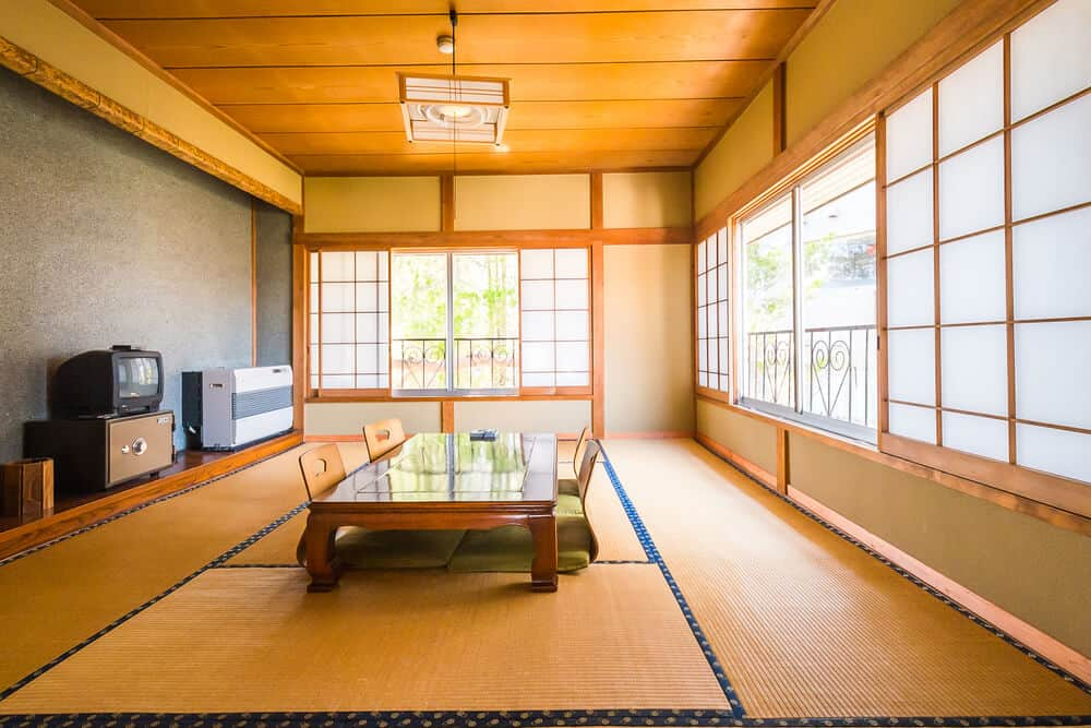 Reasons to Stay at a Ryokan Spacious Room
