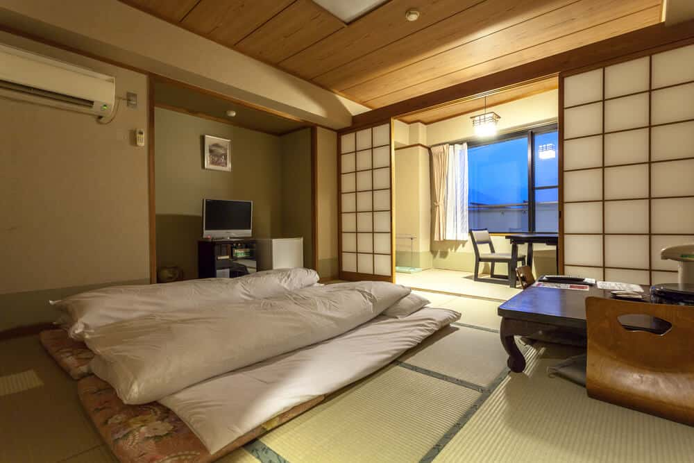 Reasons to Stay at a Ryokan Typical Room