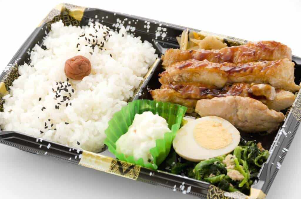 Best Conbini Food Bento
