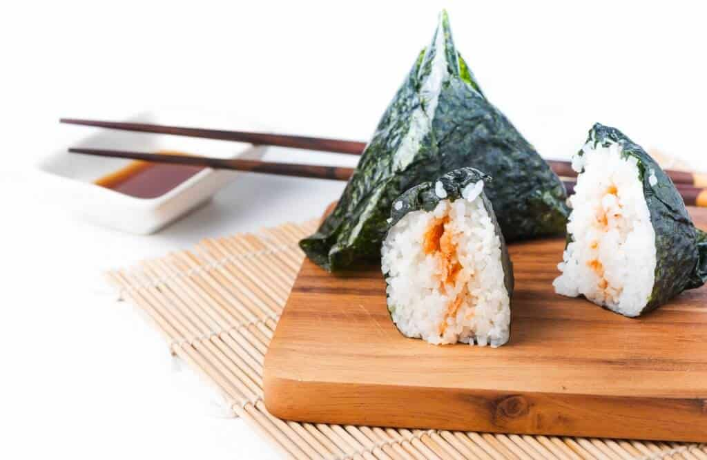 Best Conbini Food Onigiri