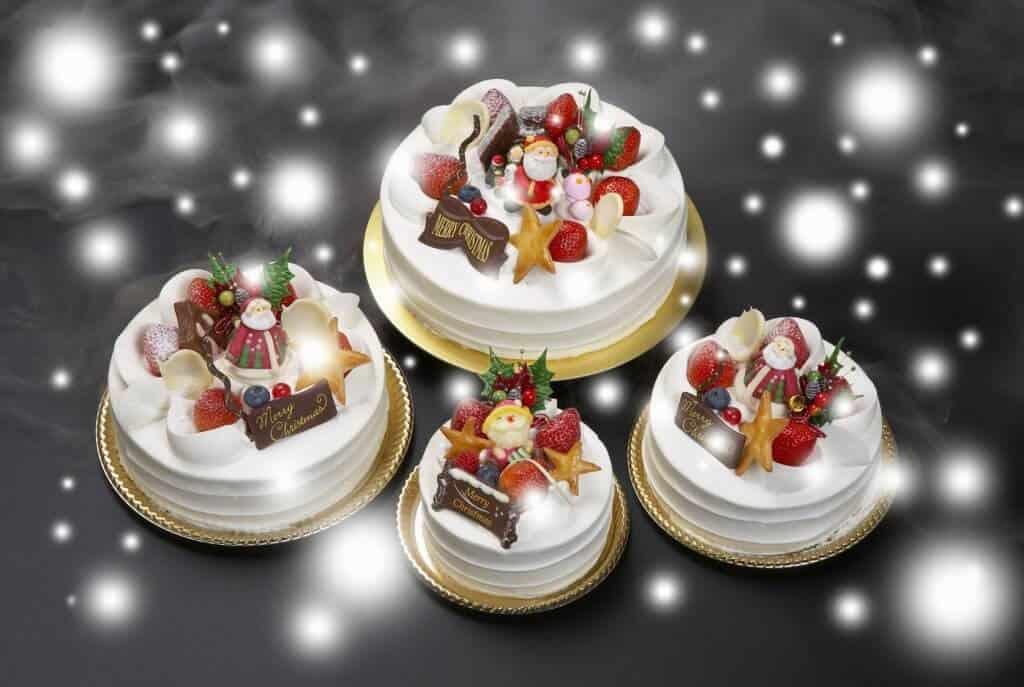 Christmas in Japan Christmas Cake