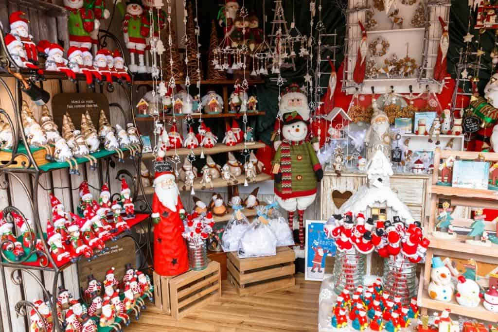 Christmas in Japan European Shop