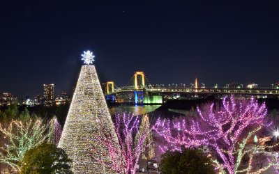 Christmas in Japan Illumination