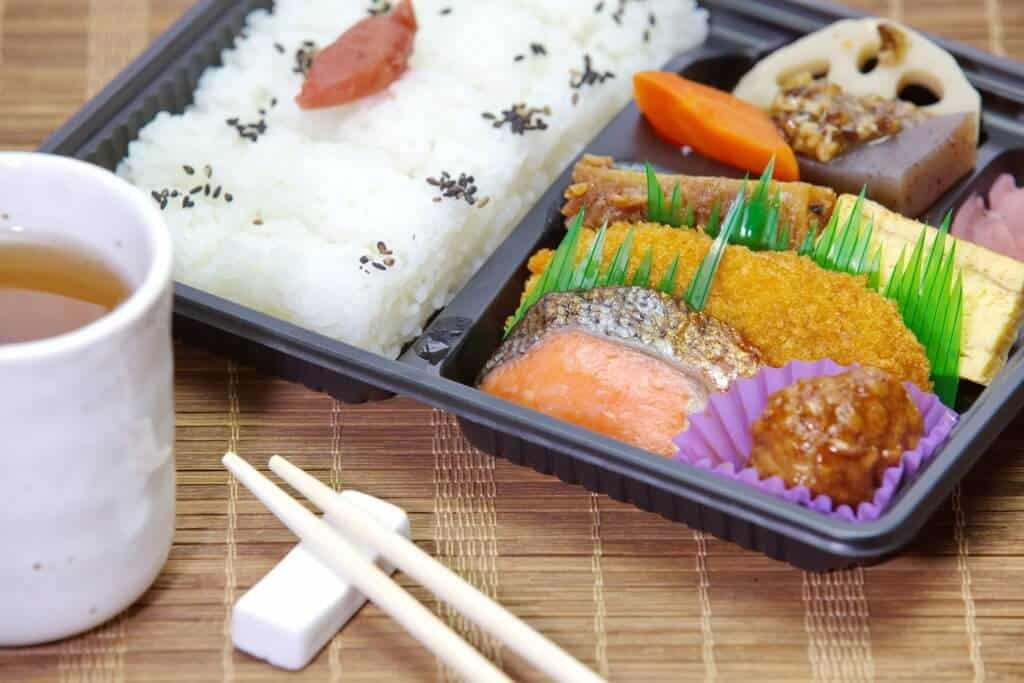 Miss About Japan Convenience Store Food