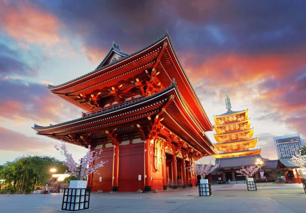Miss About Japan Temples