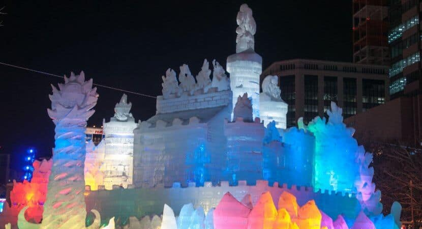 Things to Do in Sapporo Big Snow Sculpture