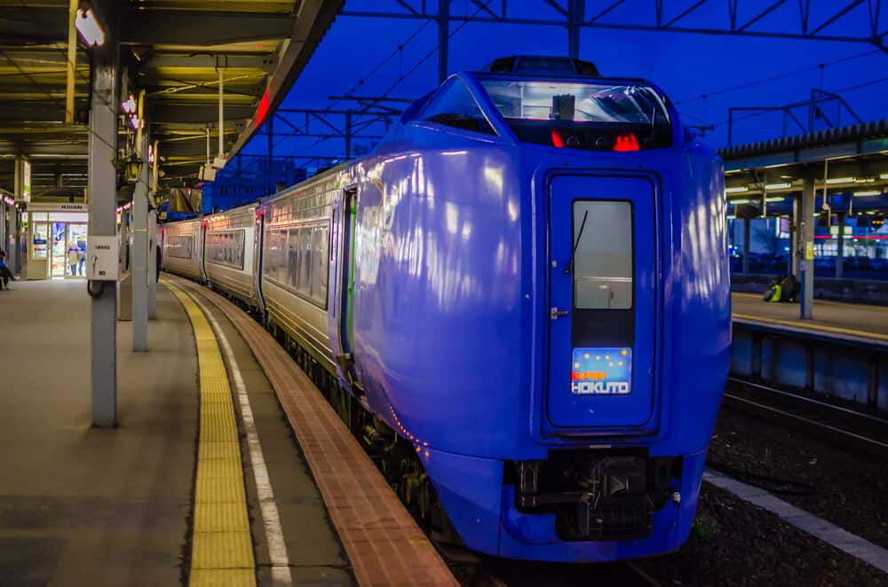 Things to Do in Sapporo JR Hokuto Train